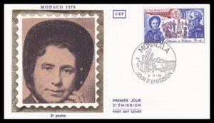 Salvation Army FDC Monaco 1978